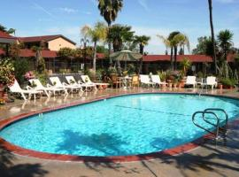Adelaide Inn, three-star hotel in Paso Robles