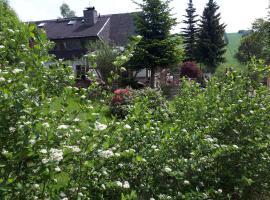 Ferienwohnung Aronia Garten, hotel in Kurort Oberwiesenthal