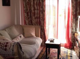 Lo Chalet, cabin in Les Cases d'Alcanar