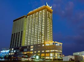 Muong Thanh Luxury Vientiane, отель во Вьентьяне