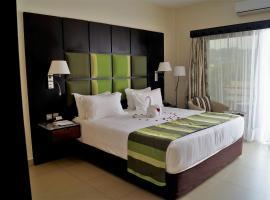 Best Western Premier Garden Hotel Entebbe, hotel in Entebbe