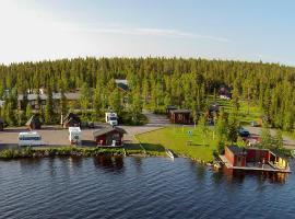 Camp Alta Kiruna, Campingplatz in Kiruna
