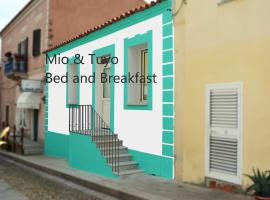 Mio & Tuyo, guest house in Santa Teresa Gallura