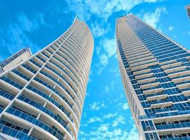 Luxury 5 Star Surfers Paradise Residences, apartment in Gold Coast