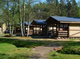 Vuoksa-Khutor, country house in Romashki