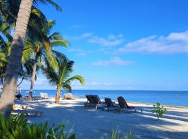 Tres Cocos Resort, hotel in San Pedro