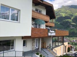 Pension Waldegg, homestay in Hippach