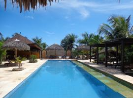 Torre de Chocolate Pousada, hotel with pools in Barra Grande