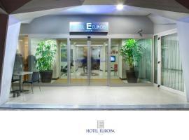 Hotel Europa, hotel in Reggio Emilia