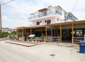 Kastelli Hotel, hotel in Afantou