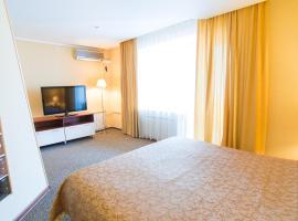 Suite Hotel, отель в Екатеринбурге