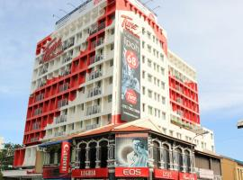 Tune Hotel Georgetown Penang, hotel in George Town