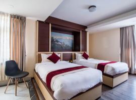 Hotel Himalaya Hub, hotel i Katmandu