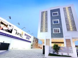 Hotel Jump In & Out, отель в городе Коимбатур