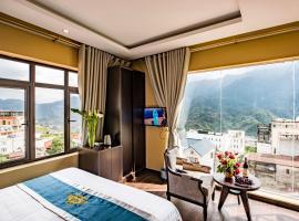 Mimosa Hotel Sapa, hotel in Sa Pa