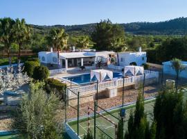 Villa Can Raes, hotel near Privilege Ibiza, Sant Rafael
