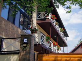Mini Hotel on Kostandi Street, apartment in Odessa