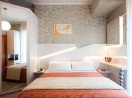 Hotel Ombretta Mare, hotel a Rimini, Marebello