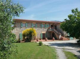 Casa Vacanze La Ginestra, hotel in Monsummano Terme