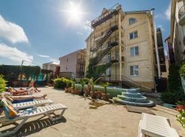 Hotel Olivia, hotel in Vityazevo