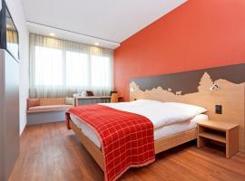 SwissEver Zug Swiss Quality Hotel, hotel in Zug