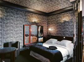 Le Berger Hotel, hotel in Brussels
