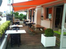 Hotel Chez Benat, hôtel à Anglet près de: Bayonne High Court