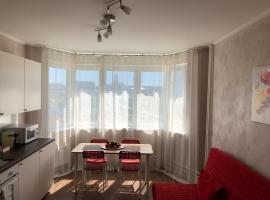 Апартаменты Crocus Expo, отель в Красногорске, рядом находится Спортивный комплекс Снеж.ком