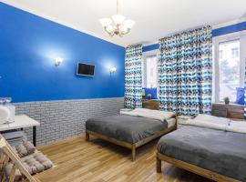 Rooms №7 Aparthotel, serviced apartment in Saint Petersburg