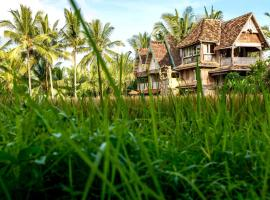 The Rice Joglo, hotel in Ubud
