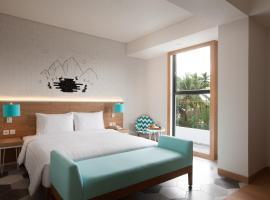 La Lucia Boutique Hotel by Prasanthi, hotel di Tanjung Pandan