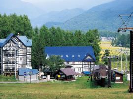 Hakuba Sun Valley Hotel, hotel in Hakuba