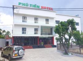 Phu Tien Hotel, khách sạn ở Ðồng Hới