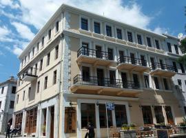 Hotel Sopoti, hotel in Gjirokastër