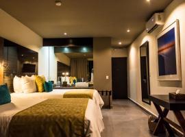 Kabah Boutique Hotel, hotel en Cancún