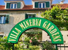 Luxury Villa Minerva Gardens, apartment in Split