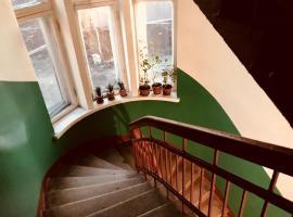 Big apt in old Vyborg, apartment in Vyborg