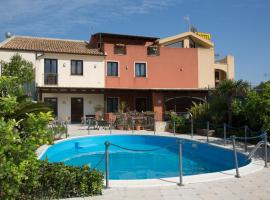 Hotel Isola Di Mozia, hotell i Marsala