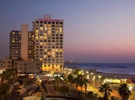 אורכידאה תל אביב, מלון בתל אביב
