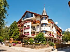 Hotel Villa Monica, hotel a Dobbiaco
