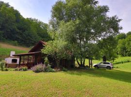 Villa Pepeljuga kuća za odmor, country house in Vižovlje