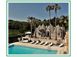 Villa Pesce, golf hotel in Selva di Fasano