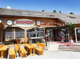 Hotel Restaurant Rodizio Paderborn, Hotel in der Nähe von: Universität Paderborn, Altenbeken