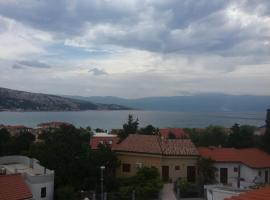 Apartman zarok, pet-friendly hotel in Baška