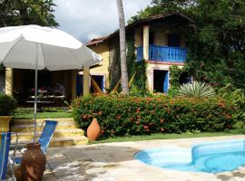 TAÍBA COM CHARME, hotel with pools in Taíba