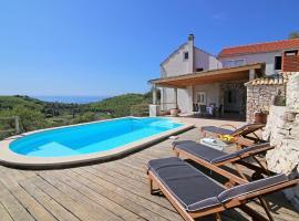 Family friendly house with a swimming pool Babino Polje, Mljet - 14926, holiday home in Babino Polje