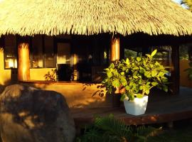 Omati Lodge, B&B in Taravao