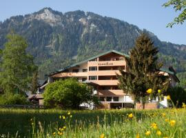 Hotel Kanisfluh, Hotel in Mellau