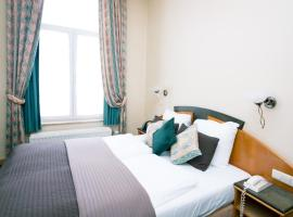 Hotel Moby Dick by WP hotels, hotel in Blankenberge