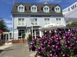 Hotel-Restaurant Normandie, Pension in Schildow